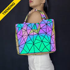 Lumos Holographic Tote Bag India – Uneek