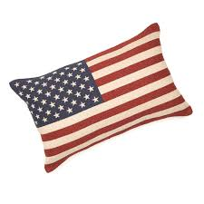 Flag Tapestry Decorative Pillow