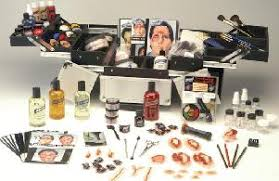 halloween makeup kits professional. deluxe ems moulage makeup kit graftobian - special order halloween kits professional s