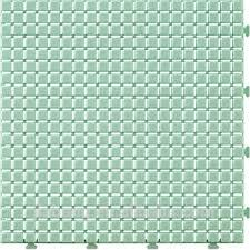 interlocking plastic pvc floor tile bathroom mat
