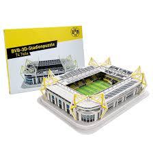 Öffnungszeiten von arena dortmund in rahmer str. Borussia Dortmund Bvb 3d Stadium Puzzle