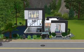Small Picture Home Design Modern House Plans Sims 4 Cabinets Furniture