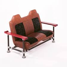 industrial furniture ideas. DIY Industrial Car Seat Couch Furniture Ideas
