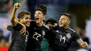 Usa vs mexico kicks off at 8.30pm et / 5.30pm pt, with coverage on fs1 beginning at 8pm et / 5pm pt. Concacaf Gold Cup 2019 Final Mexico Vs Usa Result Highlights News Goals