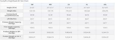 Scubapro Knighthawk Size Chart For Sale Scubapro Knighthawk Bcd Medium Scubaboard