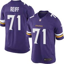 Limited Riley Vikings Untouchable - Rush Vapor Reiff Jersey 3252221 Women's Purple Football 71 Minnesota beddcbecefdbcf|H. Timmy Brown Rushed For 3