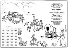 Kids Coloring Placemats 5170 Pics To Color Ideas For The House
