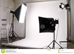 royalty free stock photo studio lighting equipment