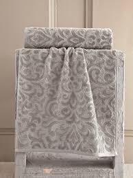 <b>Полотенце</b> банное <b>Karna HAZAL</b> Хлопок, 70x140 см, коричневый ...