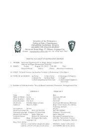 Example Of Office Memorandum Letter Police Investigation Report Template Sample Internal Gation