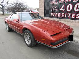 Used Pontiac Firebird for Sale - Motorcar.com