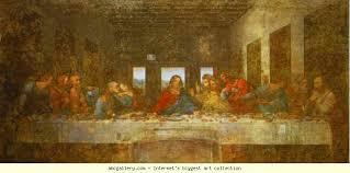 leonardo da vinci the last supper