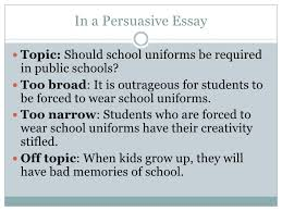 essay writing tips to persuasive essay on wearing school uniforms persuasive essay against school uniforms ricky martin