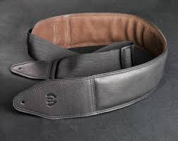 adjustable strap for guitars and basses 8 cm wide