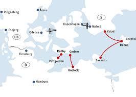 Reiseinformationen, beste regionen, unterkünfte, fährverbindungen, karten, attraktionen, veranstaltungskalender. Fahre Nach Danemark Aus Puttgarden Rostock Und Sassnitz