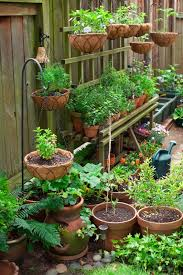 small vegetable gardens container