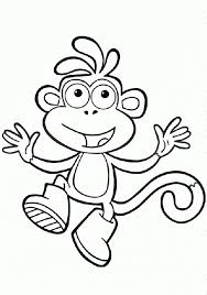 Small Picture Coloring Dora And BootsDoraPrintable Coloring Pages Free Download