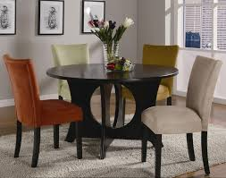 Coaster 101661 Castana Round Dining Table With Crossing Pedestal