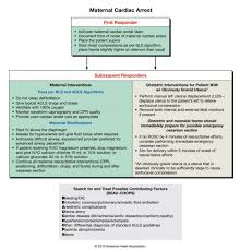 Cardiac Arrest In Pregnancy From The 2010 Aha Guidelines