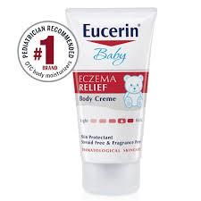 <b>Baby Eczema Relief</b> Body Cream | Eucerin® <b>Baby</b>