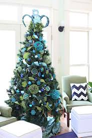 christmas 23 tree decorating ideas
