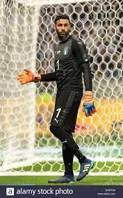 Salvatore Sirigu von Italien während der internationalen Freundschaftsspiel  zwischen Frankreich 3-1 Italien bei der Allianz Riviera Stadium am Juni 01,  2018 in Nizza, Frankreich. (Foto von Maurizio Borsari/LBA Stockfotografie -  Alamy