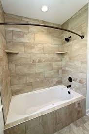 jetted bathtub shower combo beautiful gray bathroom ideas for relaxing days and interior design