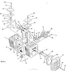 John deere parts diagrams john deere 317 hydrostatic tractor 17 hp kt17qs kohler engine pc1698 cylinder block engineonan m n p218g 18hp onan engine