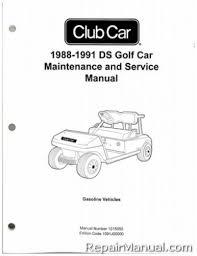 1988 1991 club car ds golf car gas service manual Club Car Ds Schematic official 1988 1991 club car ds golf car gas service manual club car ds parts schematic