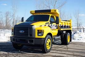 ford f ford f ford f and  mighty ford f 750 tonka dump truck is ready for work or play