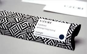 uzuri makeup logo design branding packaging ideny chloe