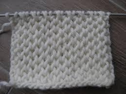 Knit Stitch Patterns Impressive HONEYCOMB BRIOCHE KNITTING STITCH PATTERNS NID D'ABEILLE Узор