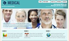doctor template free download medical health doctor free joomla template joomlatemplates me