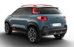 Citroen Aircross concept: All you need to know | Parkers