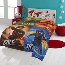 lego ninjago bedding white bed