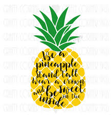 cute pineapple clipart. funny pineapple clipart cute r