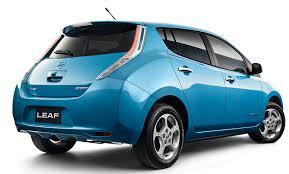 Resultado de imagem para Nissan LEAF