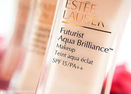 estee lauder futurist aqua brilliance foundation review 8 it also es with spf15