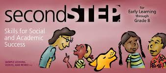Image result for second step logo