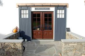 amazing design ideas to build a sliding barn door in your house modern front porch
