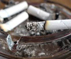 how to remove cigarette smell from