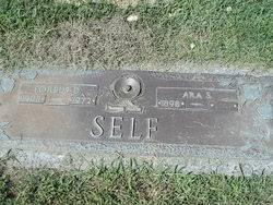 Ara Dorothy Sims Self (1898-1987) - Find A Grave Memorial