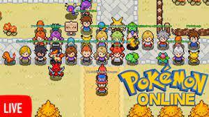 This Online Pokemon Game Is The Best Way To Play Pokemon - PokeMMO Episode 2  - YouTube