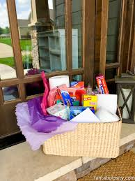 sympathy gift ideas this is so smart sending necessities to those who ve