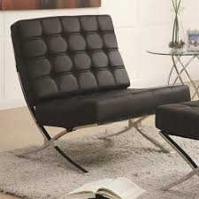 Modern Accent Chairs For Living Room Astonishing Design Leather Accent Chairs For Living Room Modern