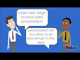Sales Closure How To Handle A Sales Closure Powtoon Youtube