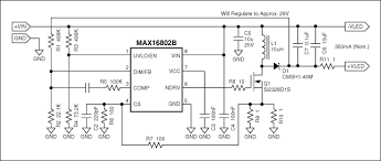 50w led driver circuit diagram 50w image wiring white led driver circuit diagram the wiring diagram on 50w led driver circuit diagram