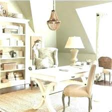 Chic office design Professional Chic Home Office Furniture Shabby Decor Popular Designs Decorating Ideas Design Offic Chic Home Furniture Shabby Office Elegant Design Ideas Vadca Home Office Ideas Chic Furniture Secappco