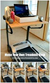 diy treadmill make your own treadmill desk ideas inspiration diy treadmill deck