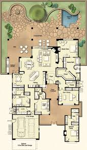 ranch house floor plans. Residences At The Ritz Carlton Tucson Ranch House Floor Plan Plans R